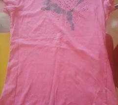 Puma roza majica