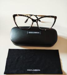 Dioptrijske naočale Dolce&Gabbana AKCIJA
