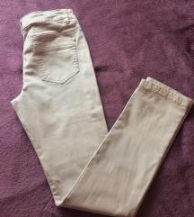❗️ RASPRODAJA ❗️ Krem/bež hlače C&A