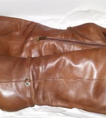 Kožne čizme Marie Claire