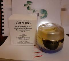 Shiseido    Uplifting and firming day cream SPF 30