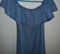 Haljina u izgledu trapera