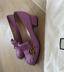 Gucci Marmont mid-heel cipele (38) -AKCIJA