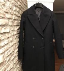 ZARA 3/4 vuneni kaput /wool 60%