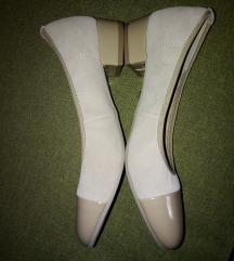 Nove balerinke na petu-prava koža