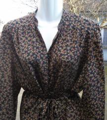 Vintage bluza s pojasom