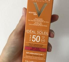 Vichy spf50 anti age krema