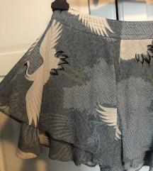 Zara kratke hlače s pticama