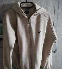 Nike original duksa bež M