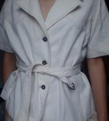 Vintage šivana denim košulja