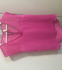 BERSHKA pink majica