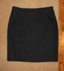 klasična crna suknja