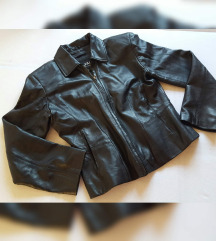 Jane jakna (prava koža), kao nova