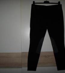RALPH LAUREN orig. crne tajice/hlače vel.42-44