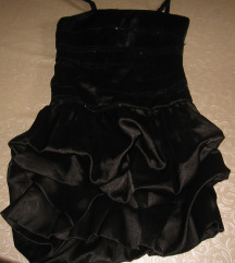 Crna haljina vel.134