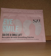 Sio Beauty Eye and Smile patches