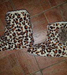 Tigraste papuče