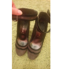 Cipele s punom petom