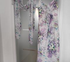 %%%Asos svečana elegantna cvjetna haljina