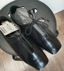 MANGO kožne cipele - NOVE, s etiketom