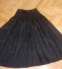 prekrasna plasirana suknja vel s
