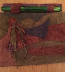Dizajnerska kožna torba