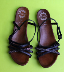Kožne sandale Porronet