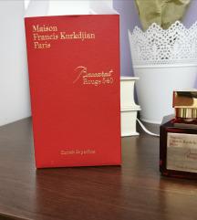 baccarat rouge 540 extract de parfum