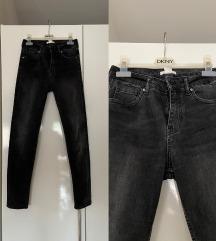 HM tamnosive skinny jeans