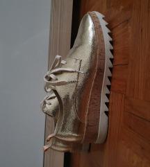 Tommy Hilfiger zlatne cipele AKCIJA