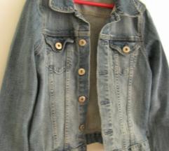 H&M jeans jakna - vel.146/152