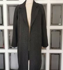 Zara laneni kaput