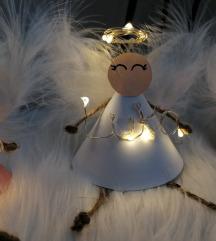 Personalizirani svjetleći Anđeo