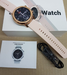Smart Watch pametni sat rose gold novi