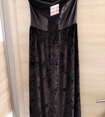 Nova haljina pliš
