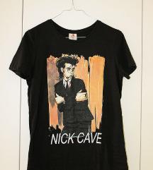 NOVO - NICK CAVE pamučna majica XL - UNISEX