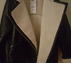 Zara aviator kozna jakna
