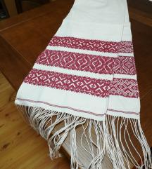 Starinski ručnik od lana