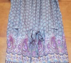 Haljina 100% svila / L