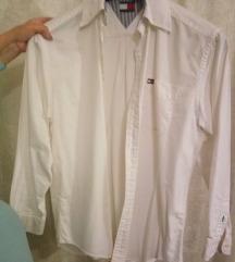 T. Hilfiger bijela košulja M širi model