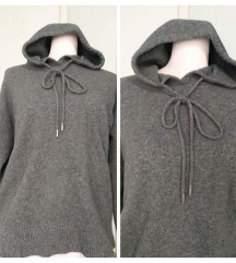 ZARA duksa/pulover L/XL,  uklj.Tisak