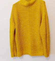 Reserved žuti pulover