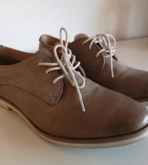 Kožne cipele OXfordice broj 37