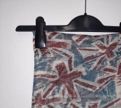 British flag marama