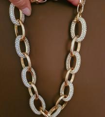 Mango chunky chain ogrlica