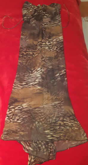 Haljina s uzorkom
