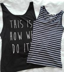 Obje majice 15 kn
