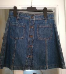 C&A traper suknja