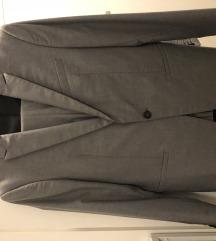 Sivo muško odijelo (slim fit)