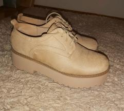 Cipele; style oxfordice s platformom
